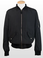 New Dolce & Gabbana Black Jacket Retail $950 Size 48