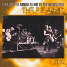 E.F. Band - Live At The Mudd Club In Gothenburg 1983 CD 2005 NWOBHM