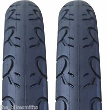"2 PACK Kenda KWEST K193 26"" x 1.5"" Bike Tire Urban Hybrid Slick Commuter 65psi"