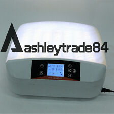 Digital Automatic Temperature Control 56 Eggs Incubator with Egg Candler 220V