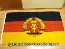 Fahnen Flagge DDR Sonderposten - 90 x 150 cm
