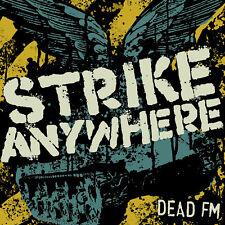 Strike Anywhere - Dead FM CD NEU!   dead kennedys nofx bad religion rise against