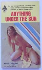 ANYTHING UNDER THE SUN MICHAEL SPAULDING 1964 MIDWOOD #F355 1ST ED PBO SURFBOARD