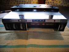 vintage car  8-track & fm tape player