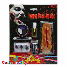 Halloween Horror Make Up Special Effects Kit Fancy Dress Party Costume