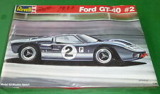 FUJIMI/REVELL 1/24 FORD GT40 #2 MILES/RUBY MODEL CAR MOUNTAIN FS