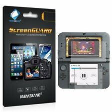 6 x Screen Protectors Nintendo NEW 3DS XL 2016 - Glossy Cover