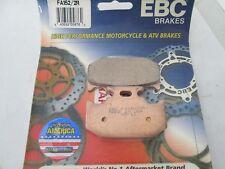 Yamaha Brake Pad Set 4gy-W0046-00-00 Ebc 15-152/2r  Loc 1206