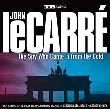 The Spy Who Came in from the Cold by John Le Carre - BBC Audio CD dramatisation