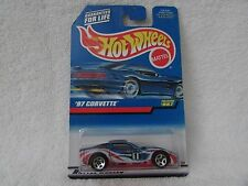 Hot Wheels 1998 #867 97' Corvette