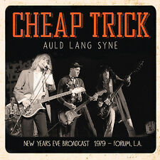 CHEAP TRICK New Sealed 2016 UNRELEASED LIVE 1979 NEW YEARS EVE CONCERT CD