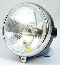 HEADLIGHT HONDA H100 CD125/185/200T CB10 CG125BR RP30 6V 25/25W