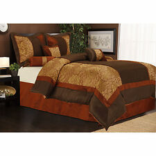 Sibyl 7-piece Bedding Comforter Set