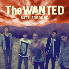 The Wanted - Battleground CD (album nuovo/disco sigillato)