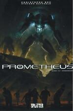 Prometheus 12, Splitter