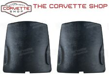 C3 Corvette Seat Back Pair 1970-1978 - Black or Dye to Match 20214