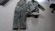 RARE  MASSACHUSETTS STATE CORRECTIONS UNIFORM  MCI BRIDGEWATER 1940'S OBSOLETE