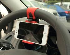 New Auto Decorative Accessories Clip Car Steering Wheel Bike Handlebar Holder