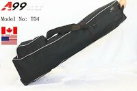 A99 Golf NEW T04 black travel cover whieeled bag