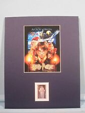 "Daniel Radcliffe in ""Harry Potter and the Sorcerer's Stone"" & Dumbledore stamp"