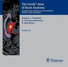 Cerefy  Atlas of Brain Anatomy/CD-ROM: An interactive reference tool for studen