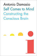 Self Comes to Mind: Constructing the Conscious Brain,Damasio, Antonio,New Book m