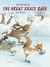 WESTERLUND, K-GREAT SKATE RACE, THE  BOOK NEW