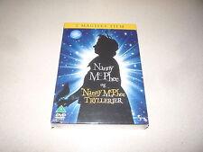NANNY MCPHEE/ NANNY MCPHEE AND THE BIG BANG DVD BOX SET BRAND NEW AND SEALED