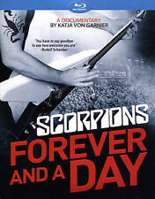 Scorpions: Forever and a Day (Blu-ray Disc, 2015)