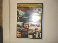 WW II CLASSICS 4 FILM DVD SET 4 DISCS  4 HOLLYWOOD CLASSICS