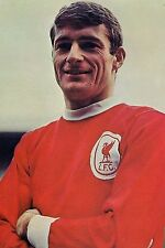 Football Photo ROGER HUNT Liverpool 1966-67