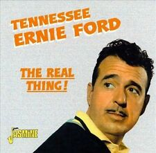 Tennessee Ernie Ford, The Real Thing [ORIGINAL RECORDINGS REMASTERED],  Import