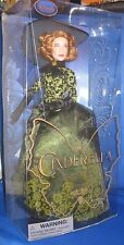 DISNEY STORE AUTHENIC PRINCESS CINDERELLA (LADY TREMAINE) COLLECTOR DOLL, NRFB