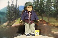 """American Girl 1999 """"Cargo Pants & Plaid Shirt Outfit"""" COMPLETE-RETIRED-RARE-EUC"""