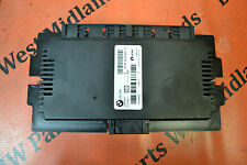 BMW 1 SERIES E87 FOOTWELL LIGHT CONTROL MODULE ECU 9204525