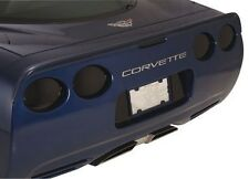 1997-2004 Corvette C5 Rear Tail light and Reverse Blackout Kit - 7 Piece Set