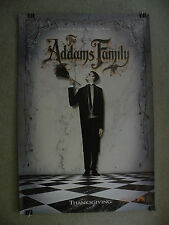 the Addams Family advanced teaser 27X40 1991 movie poster