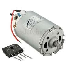 AC220V Rectifier DC Motor High-speed 19000RPM 500W Permanent Magnet Motor