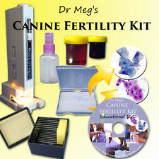 The Canine Fertility Kit ...Vaginal Cytology on your own dogs