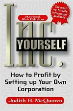 Inc Yourself, 10th Edition (Inc. Yourself: How to Profit by Setting Up Your Own