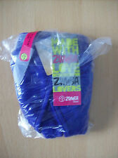 Bra Top Ladies Zumba Fitness Bra Top V Bra Purple Amethyst Medium New + Tags