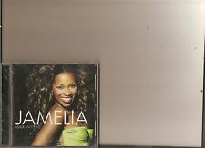 JAMELIA WALK WITH ME CD ALBUM R N B SEALED 12 TRACKS