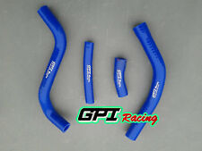 Silicone Radiator hose kit for Yamaha YZ250F YZF250 YZ 250 F 2014 2015 2016,BLUE
