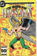 DC Comics Shadow War Of Hawkman #2 June 1985 VF+