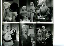 6 PHOTOGRAPHIES FILM TOI LE VENIN R. HOSSEIN M. VLADY par Roger FORSTER 1959- 2