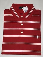 NEW WITH TAGS POLO RALPH LAUREN MEN'S CLASSIC FIT STRIPES POLO SHIRTS