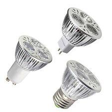 Epistar LED 9W 12W MR16 E27 GU10 Dimmable Cool Warm White LED Bulb Lamp Light