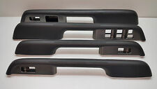 NISSAN X-TRAIL 2003 01-07 INTERIOR DOOR HANDLE ARMREST SET 829498H300 809488H300