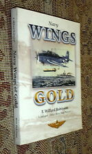 Navy Wings of Gold,Robinson,VG,SB,2001,First  b33