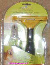 AUTHENTIC FURMINATOR Professional deShedding Tool & Nail Clip LONG HAIR - LARGE
